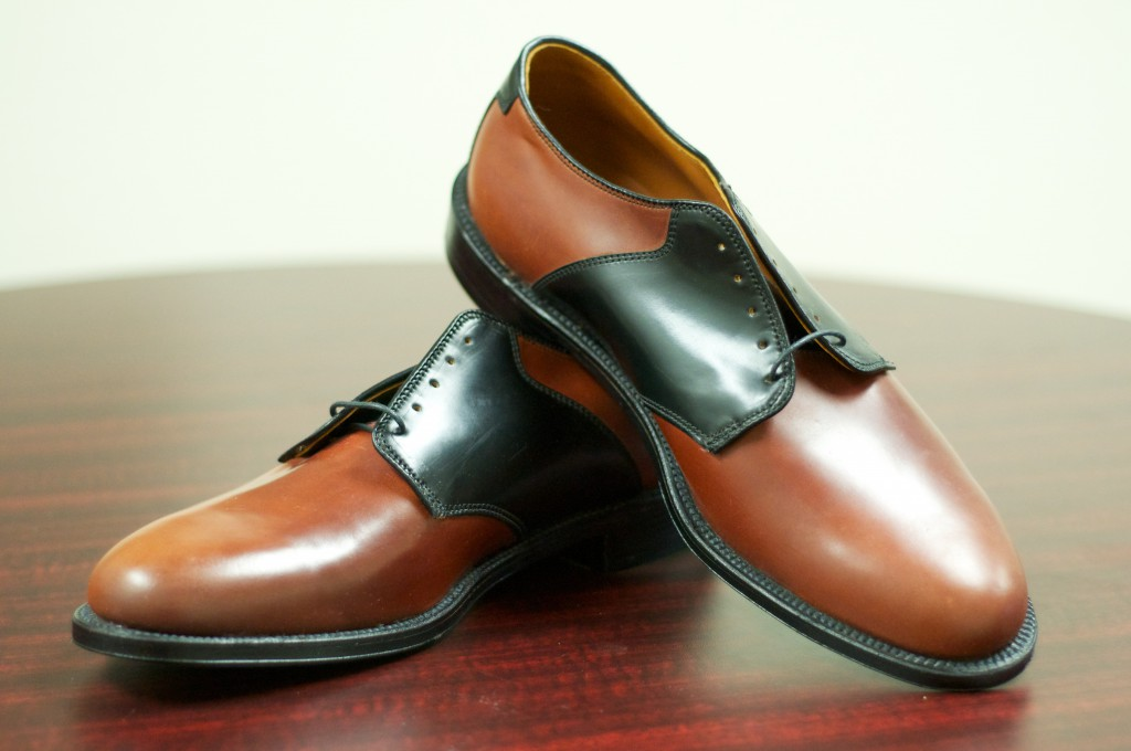 Alden Color 4 Saddle 6