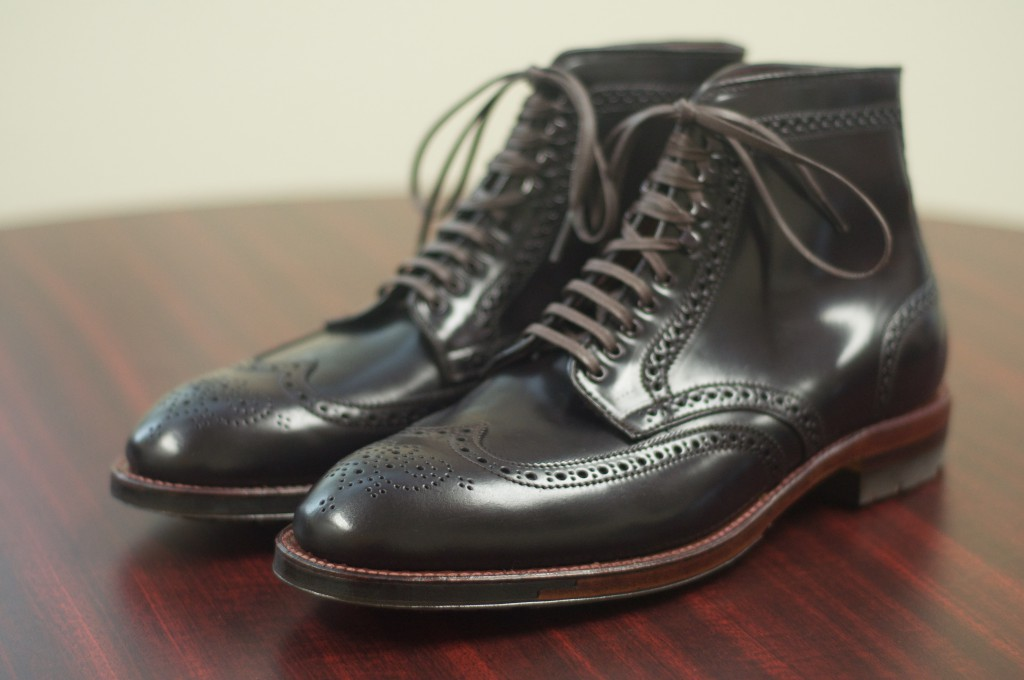 Alden Color 8 Grant WT Boot - 2