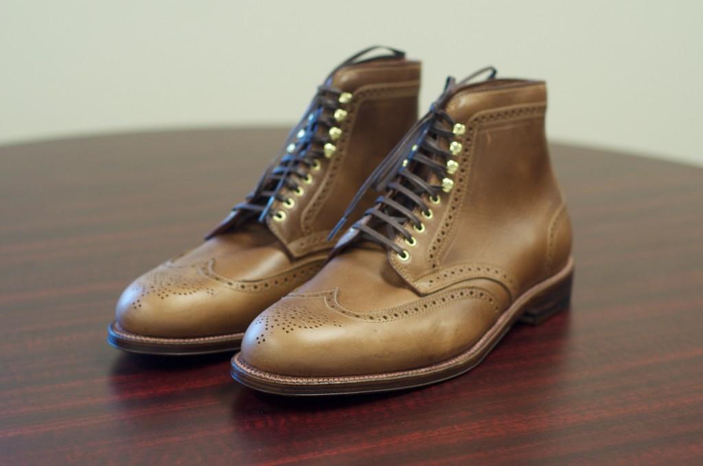 Alden NatCXL WT Boot - 1