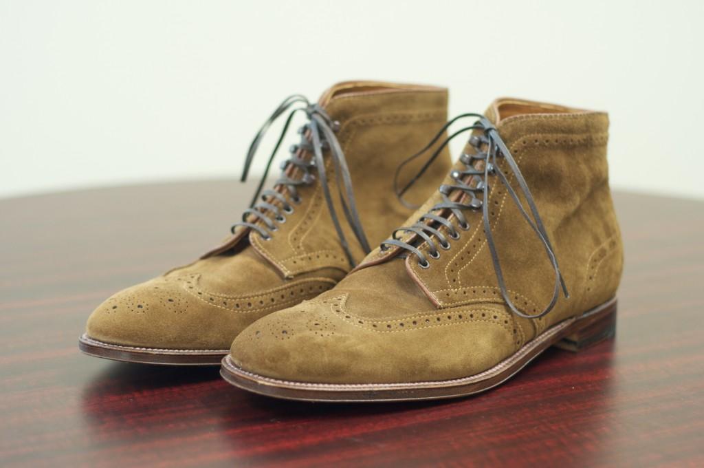 Alden Snuff WT Boot - 1