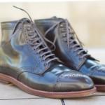 Alden Cigar Alt Wien Boots - For Sale - 1