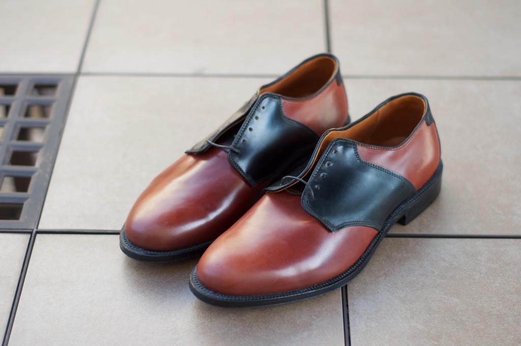 Alden Color 4 Saddles - Outside 2