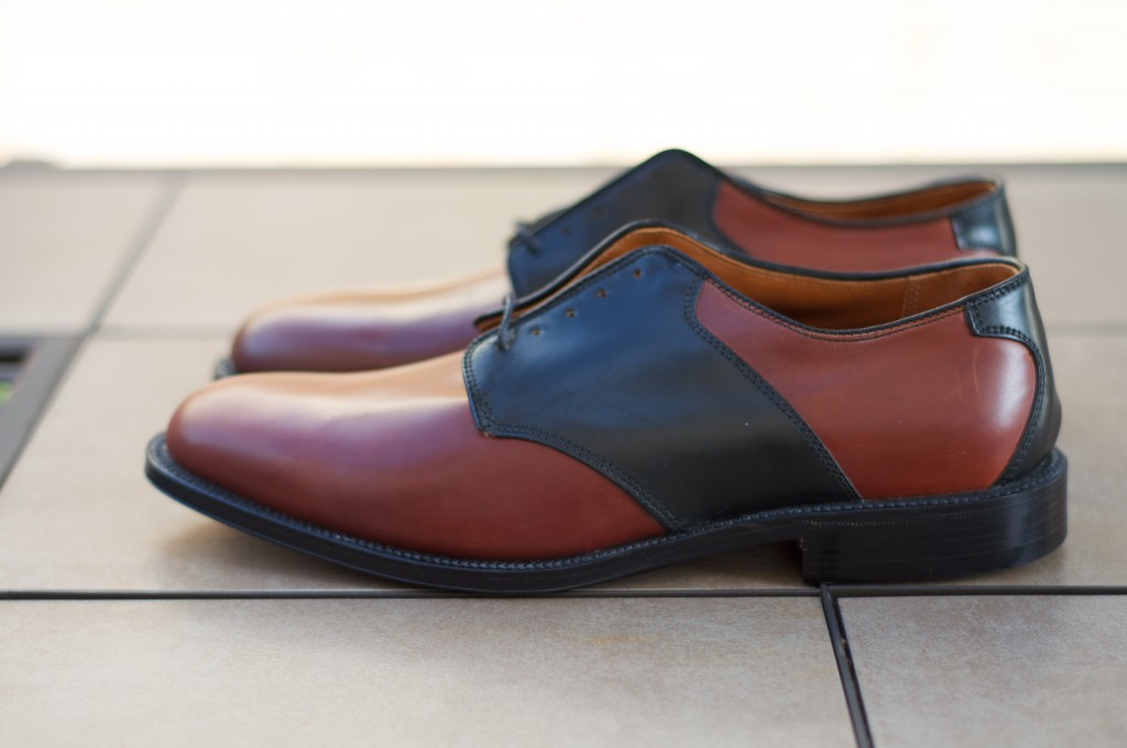 Alden Color 4 Saddles - Outside 4