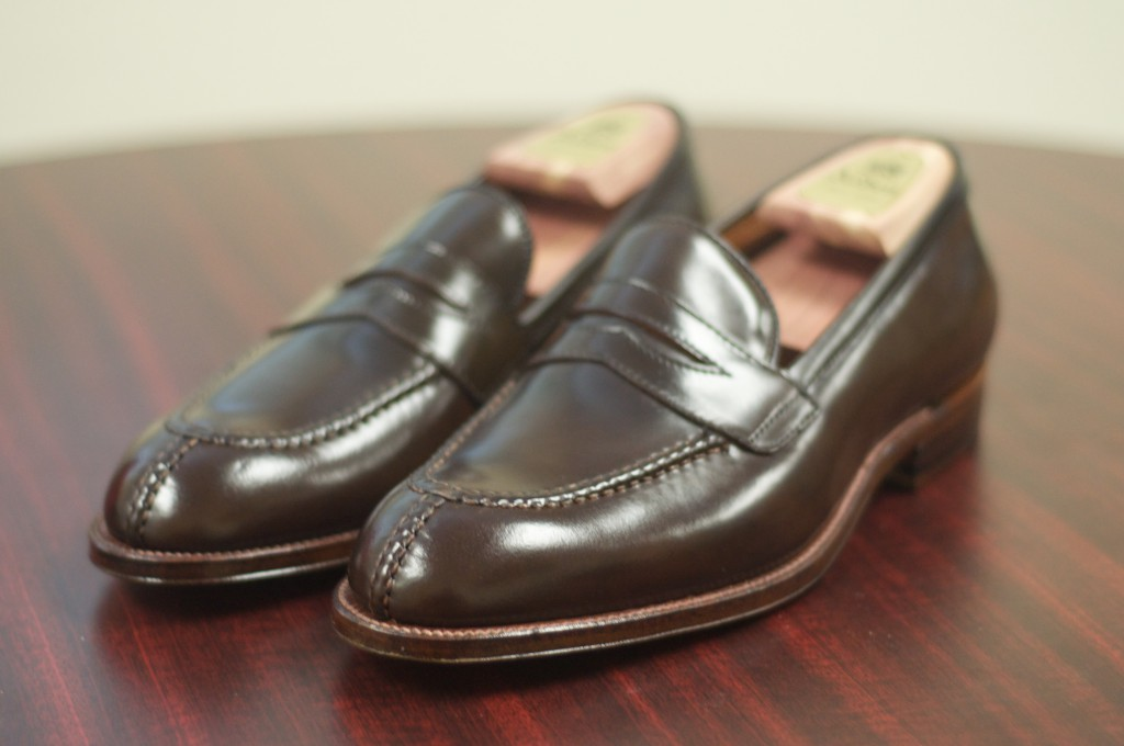 Alden Cigar NST Loafer - 1