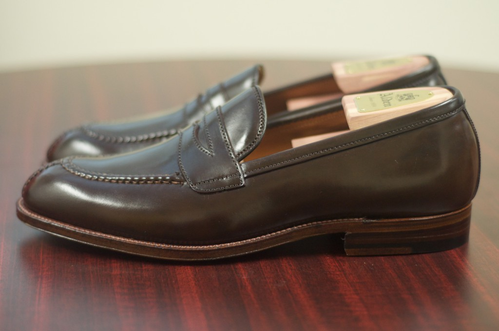 Alden Cigar NST Loafer - 3