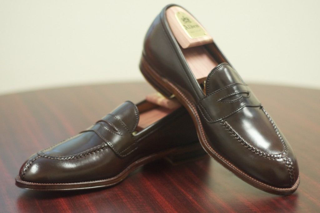 Alden Cigar NST Loafer - 5