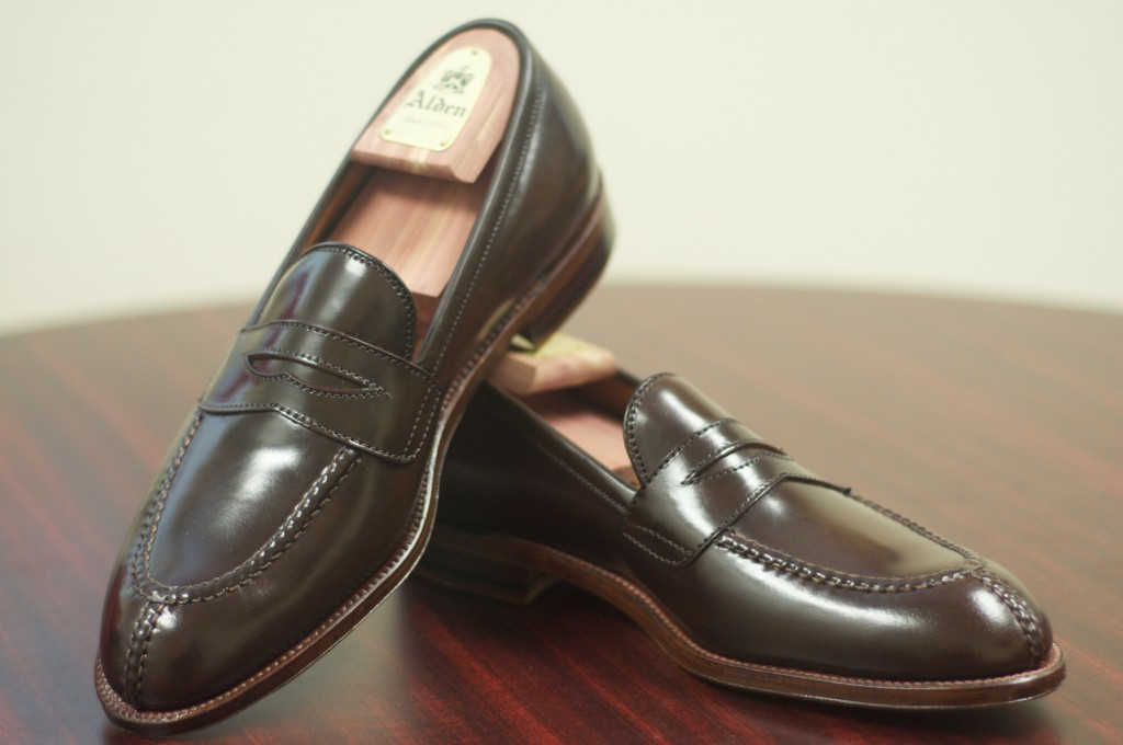 Alden Cigar NST Loafer - 6
