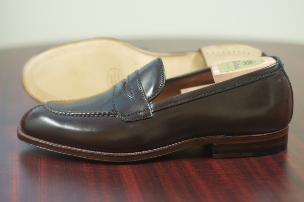 Alden Cigar NST Loafer - 8