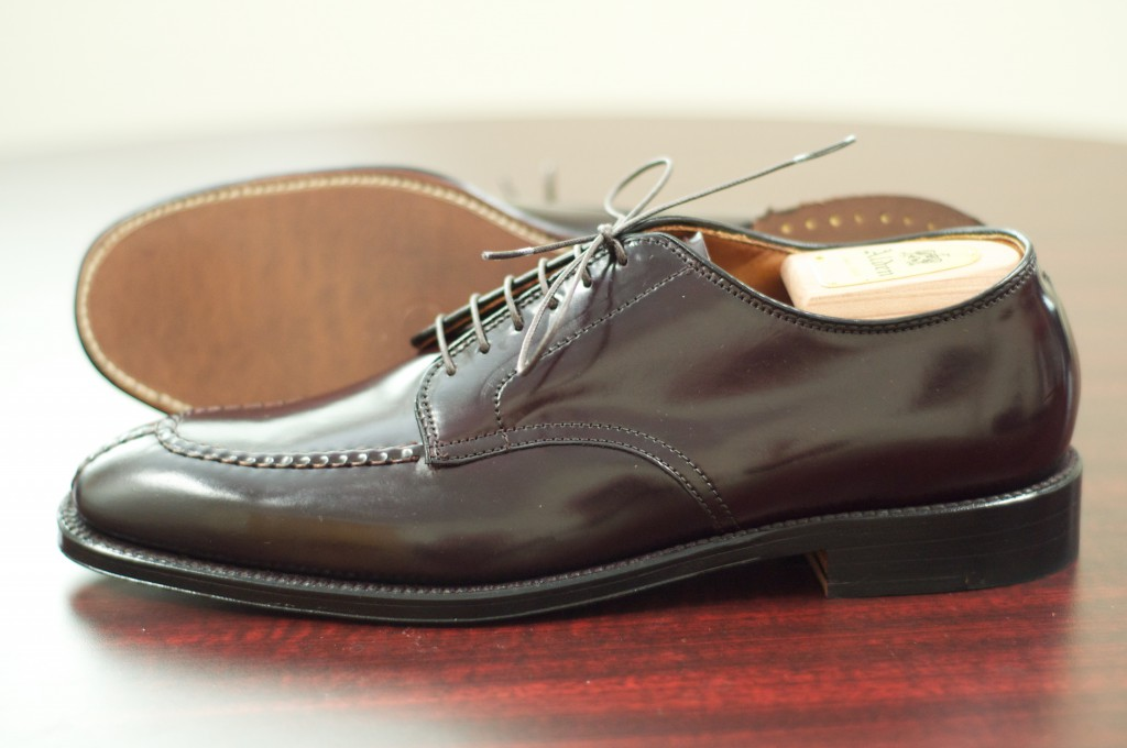 Alden Color 8 NST Blucher 6
