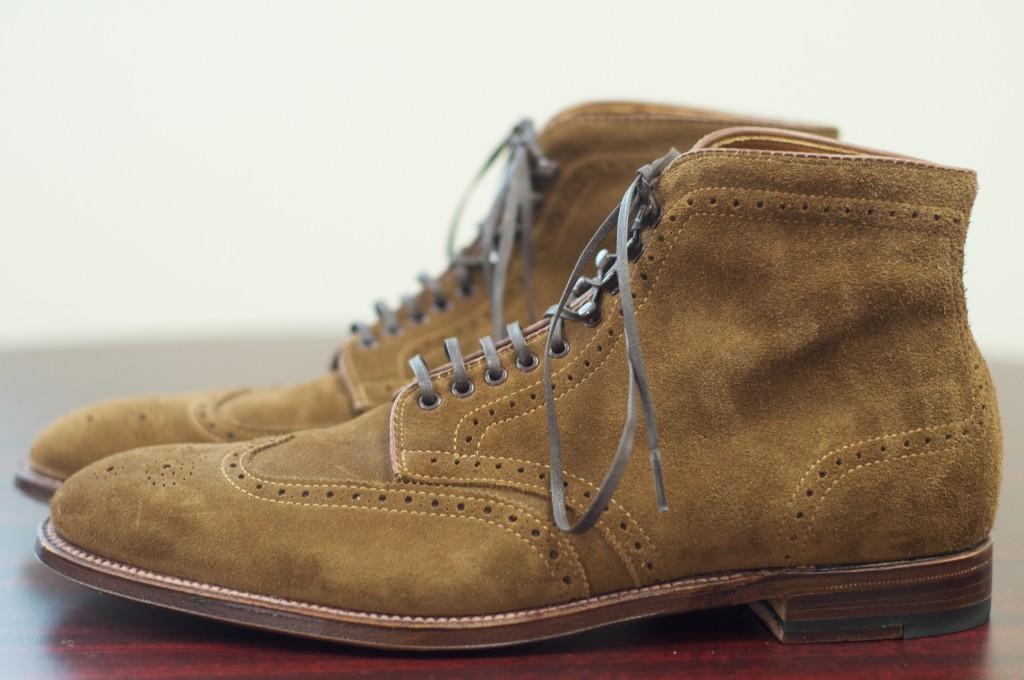 Alden Snuff WT Boot - 3