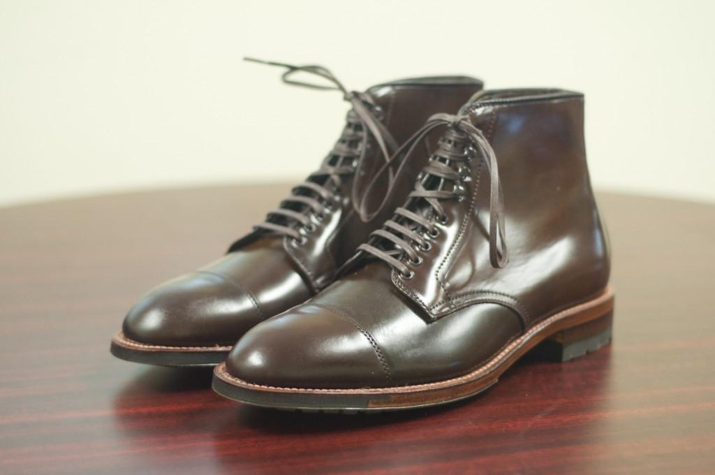 Alden Cigar Cap Toe Boot 2