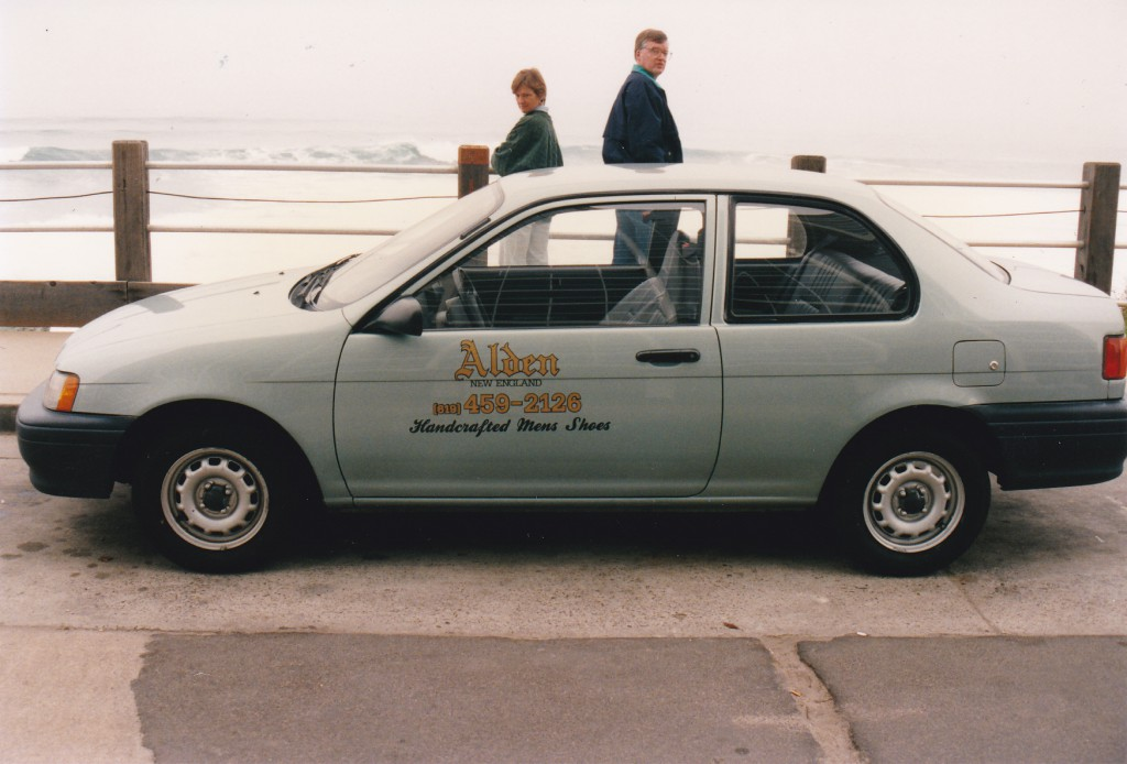 The One and Only Aldenmobile