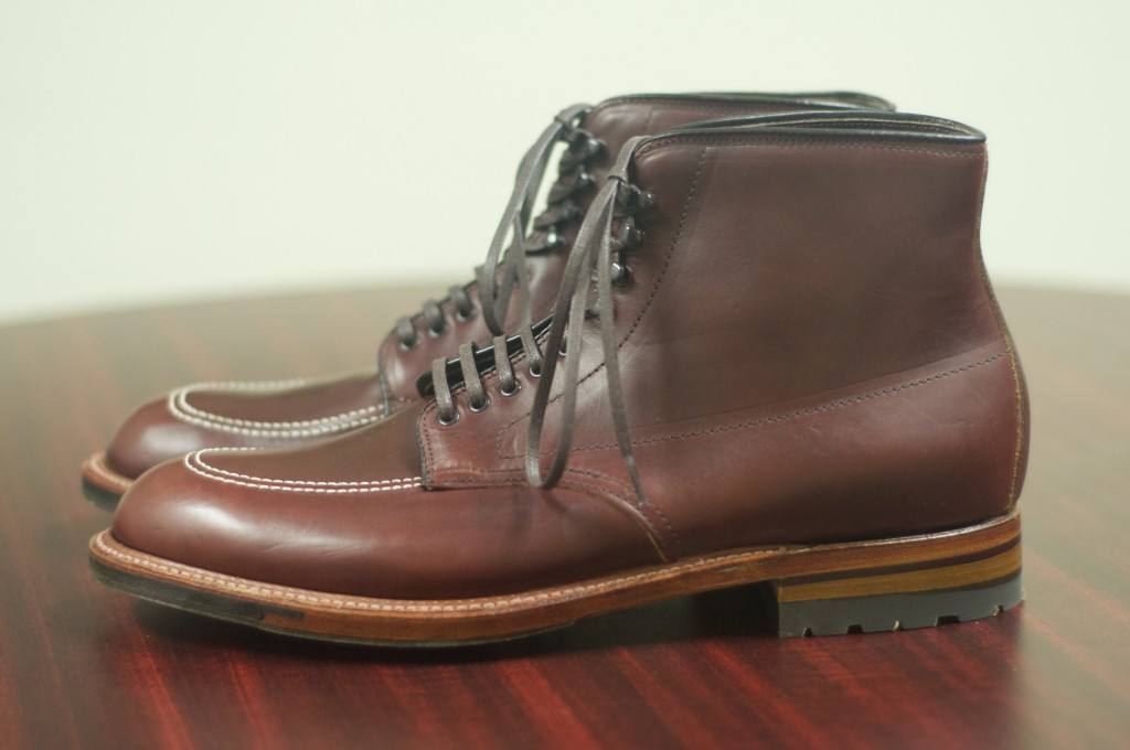 Alden Ultimate Indy Boot 2