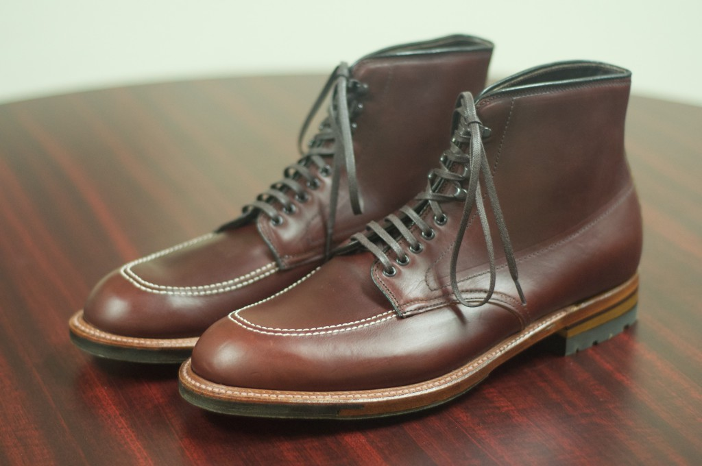 Alden Ultimate Indy Boot 3