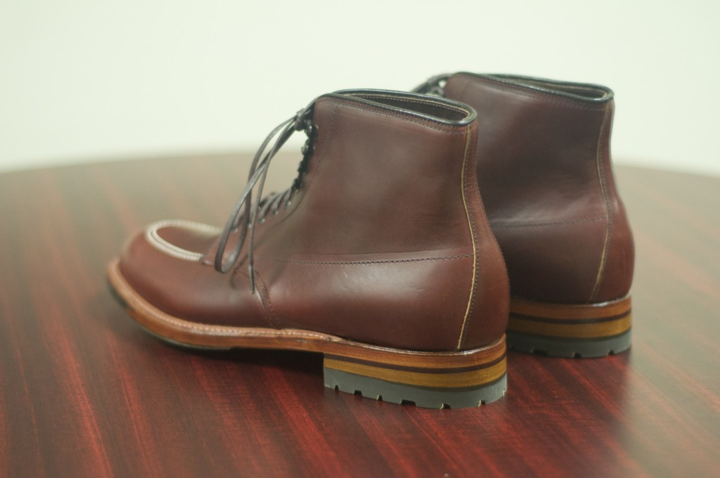 Alden Ultimate Indy Boot 5