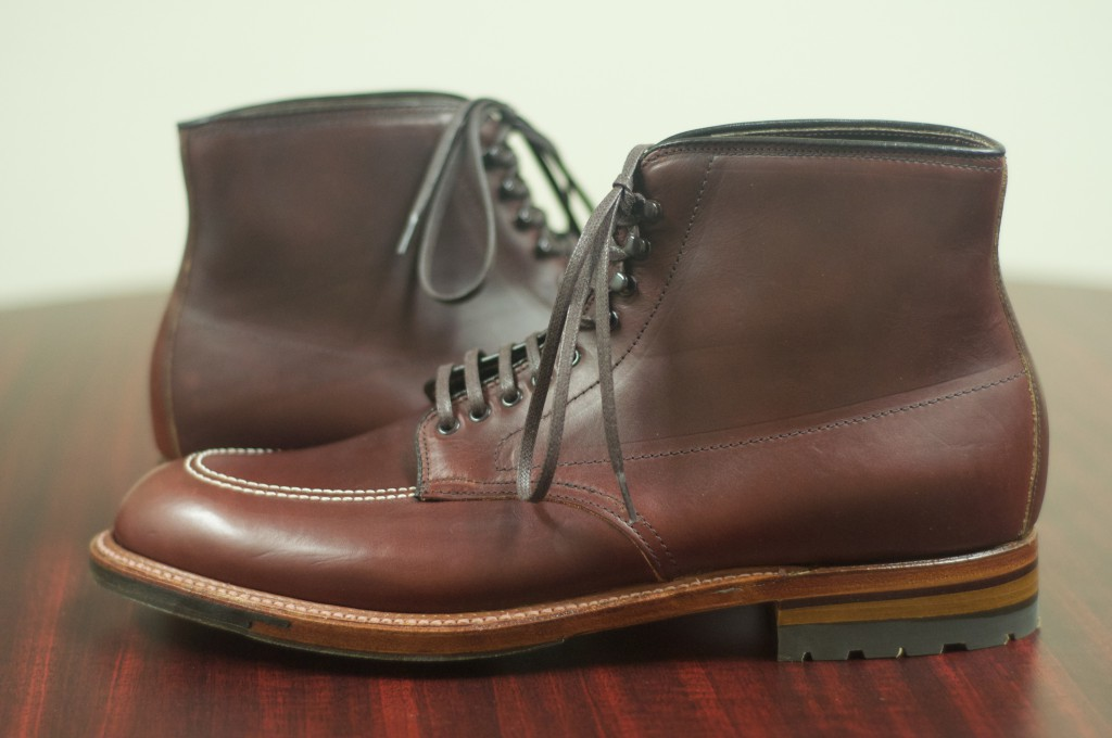 Alden Ultimate Indy Boot 6