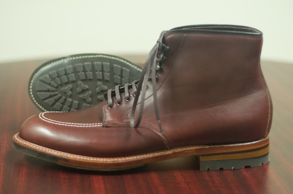 Alden Ultimate Indy Boot 7
