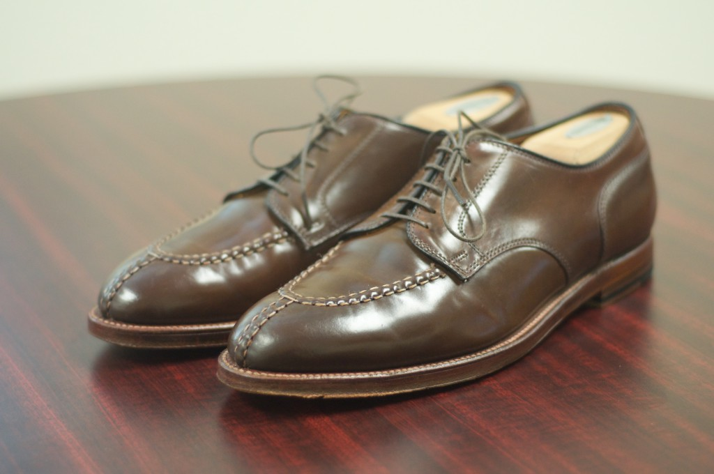 Alden Cigar NST Blucher - For Sale - 1