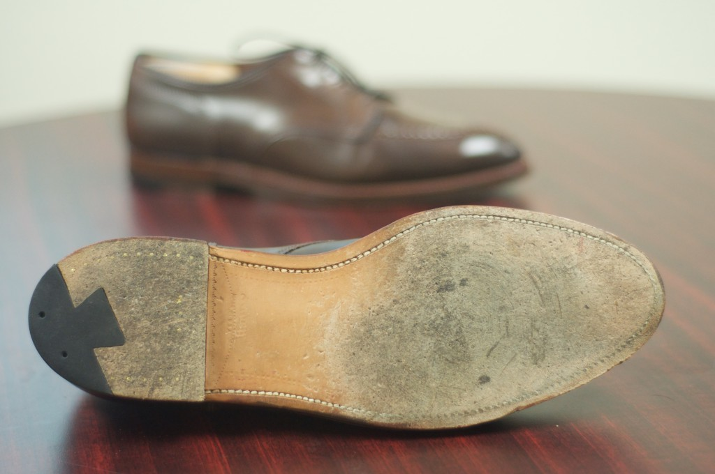 Alden Cigar NST Blucher - For Sale - 11