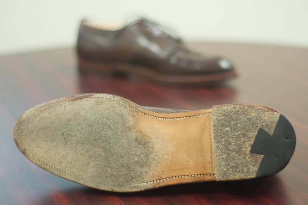 Alden Cigar NST Blucher - For Sale - 12
