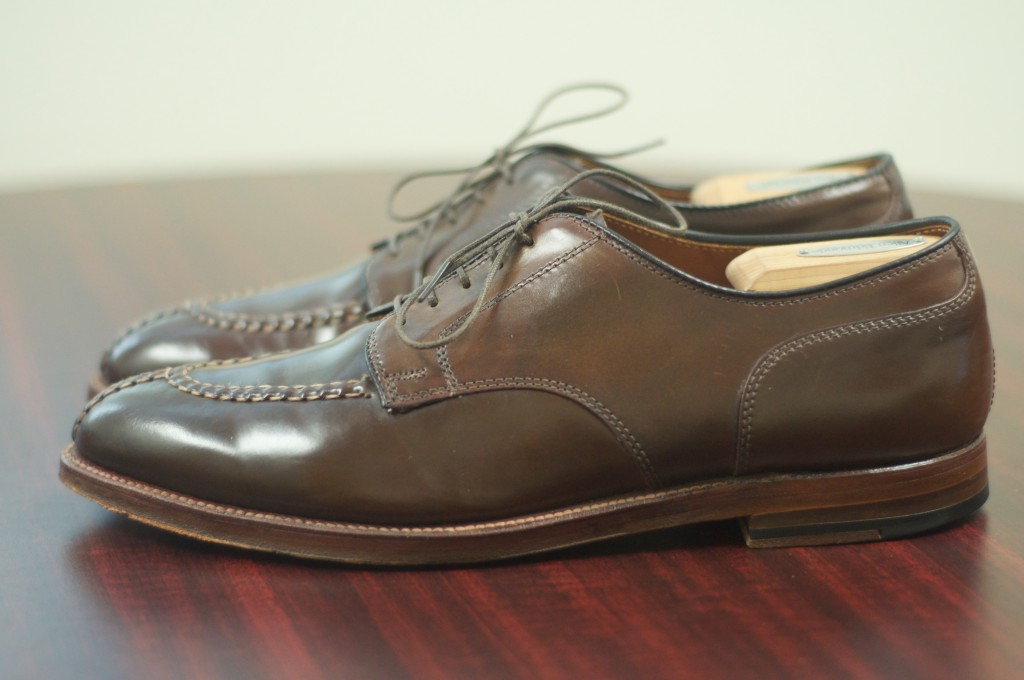 Alden Cigar NST Blucher - For Sale - 3