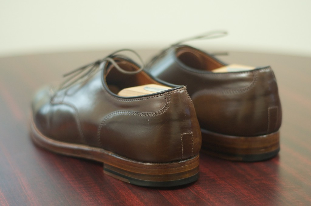 Alden Cigar NST Blucher - For Sale - 4