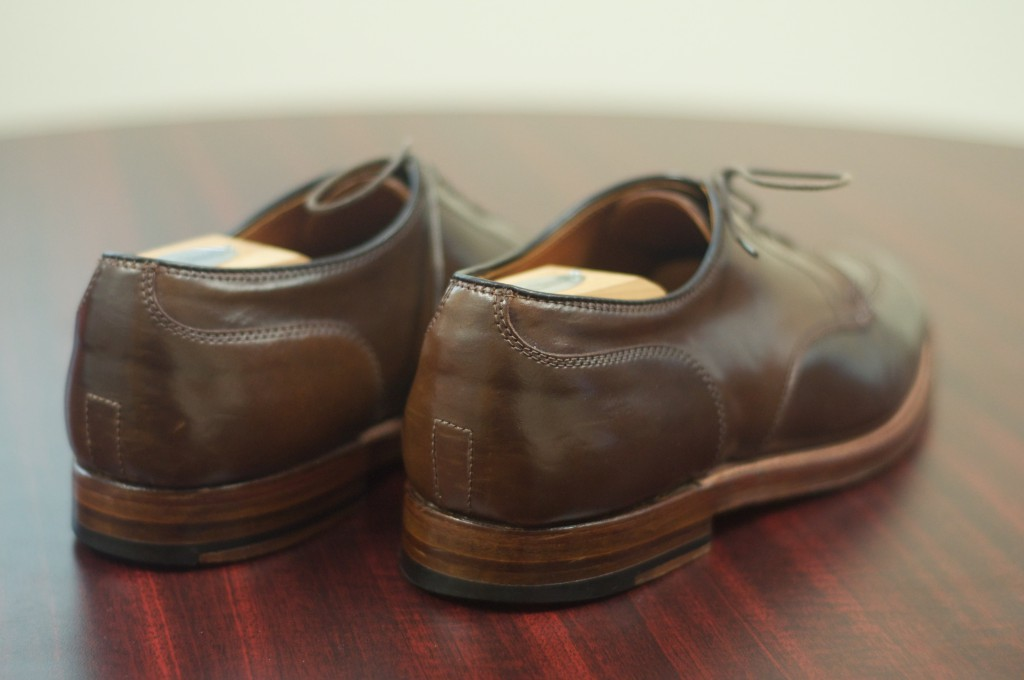 Alden Cigar NST Blucher - For Sale - 5