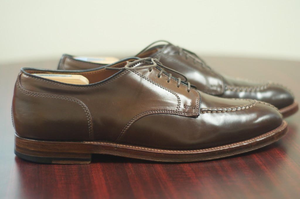 Alden Cigar NST Blucher - For Sale - 6