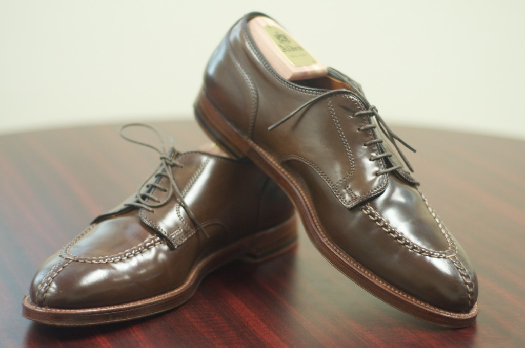 Alden Cigar NST Blucher - For Sale - 7