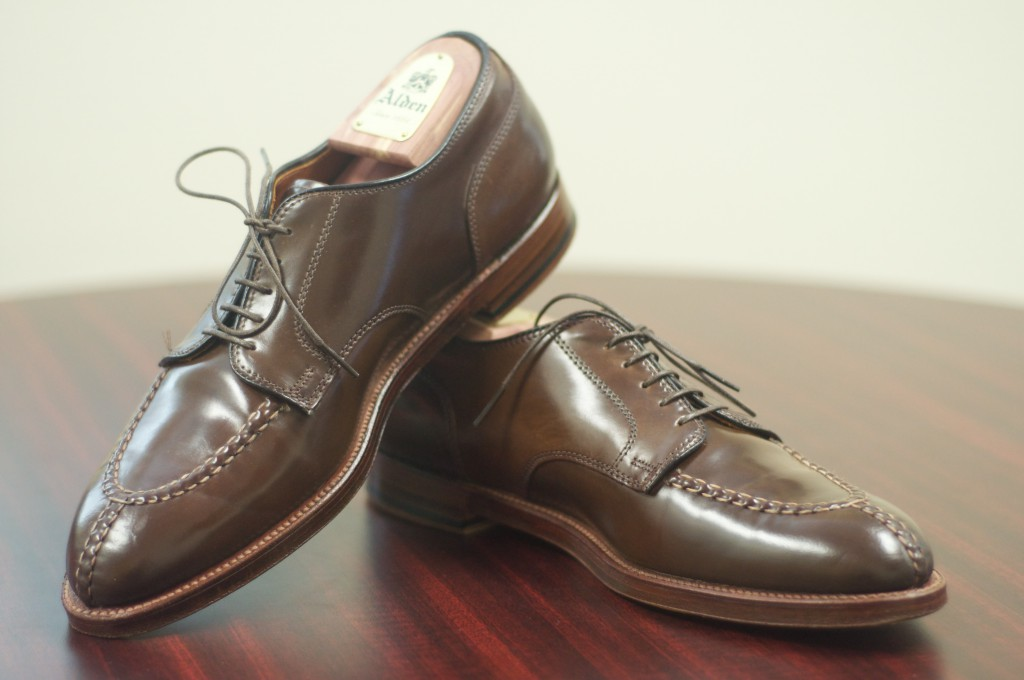 Alden Cigar NST Blucher - For Sale - 8