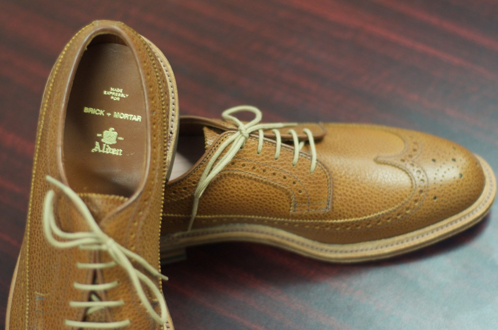 Alden Tan Country Calf LWB - 10