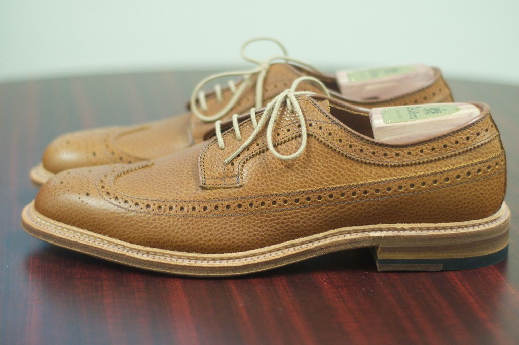 Alden Tan Country Calf LWB - 2