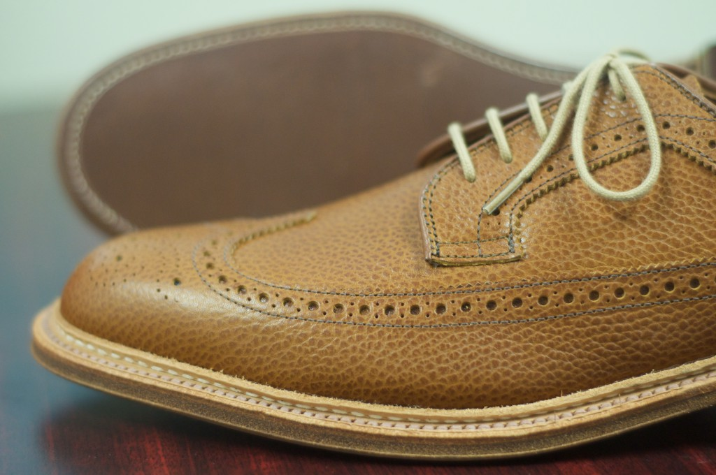 Alden Tan Country Calf LWB - 5