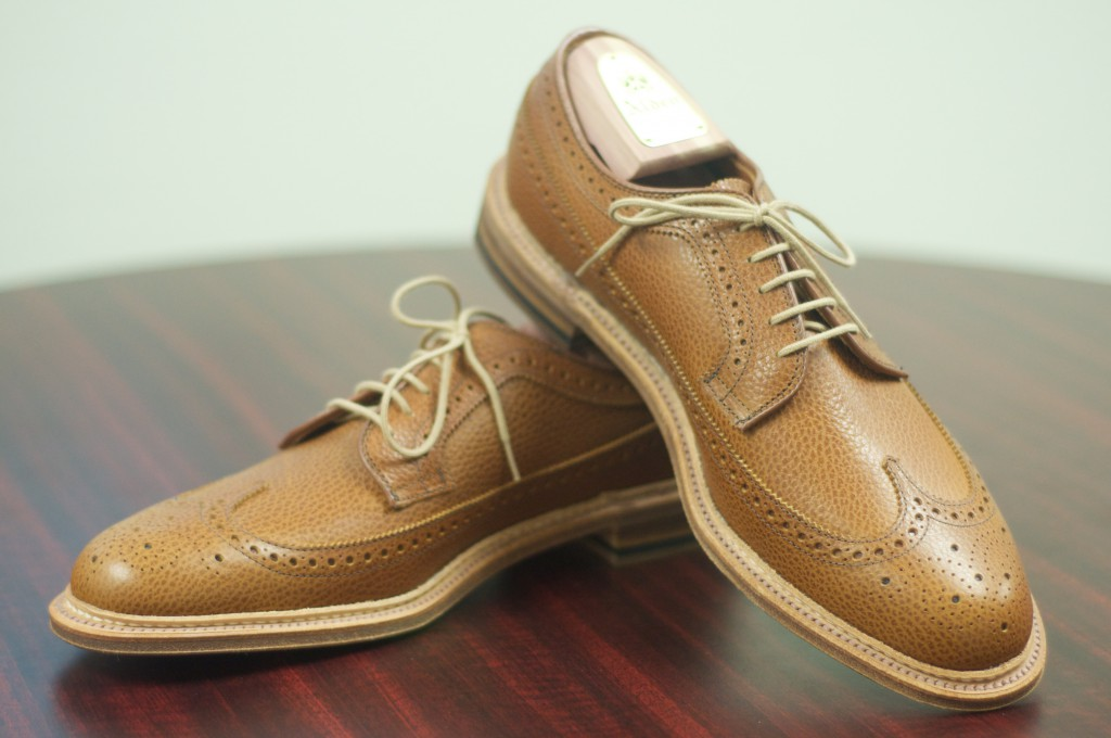 Alden Tan Country Calf LWB - 6