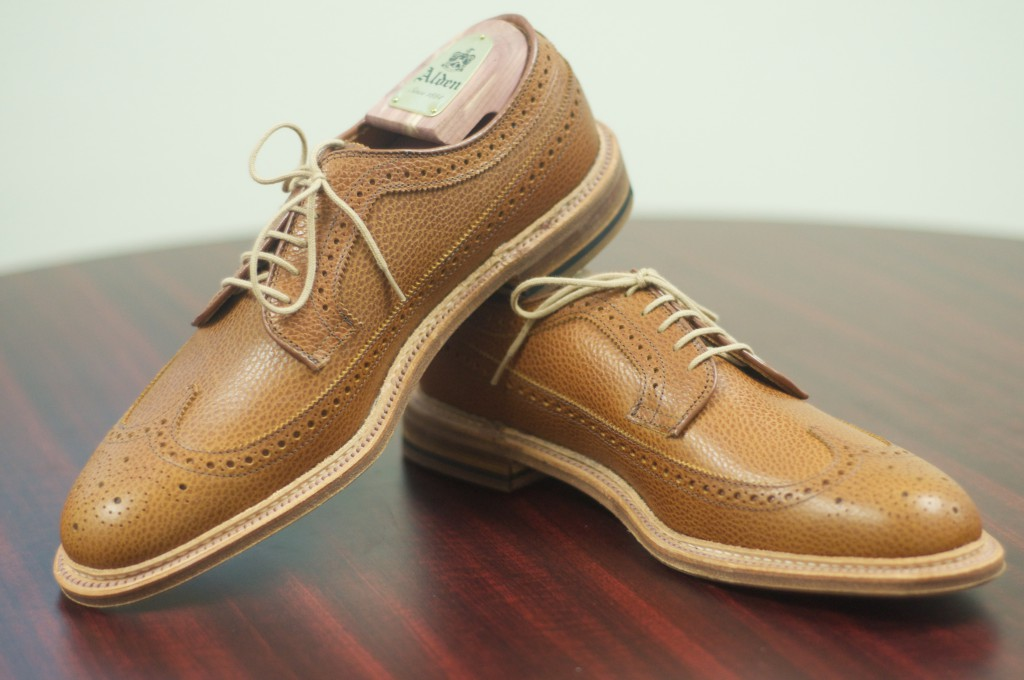 Alden Tan Country Calf LWB - 7