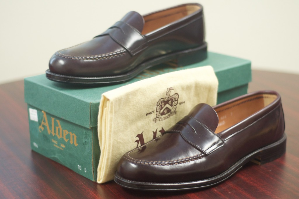 Alden Unlined Color 8 LHS - For Sale - 14