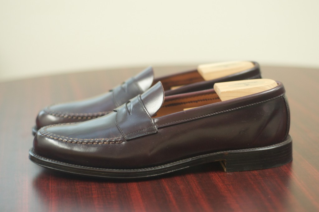 Alden Unlined Color 8 LHS - For Sale - 2