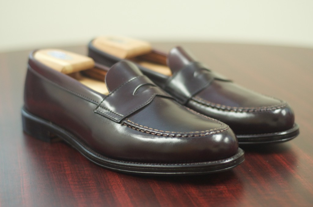 Alden Unlined Color 8 LHS - For Sale - 6
