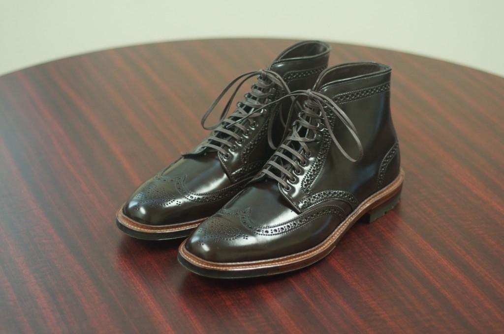 Alden Cigar WT Boots - 1