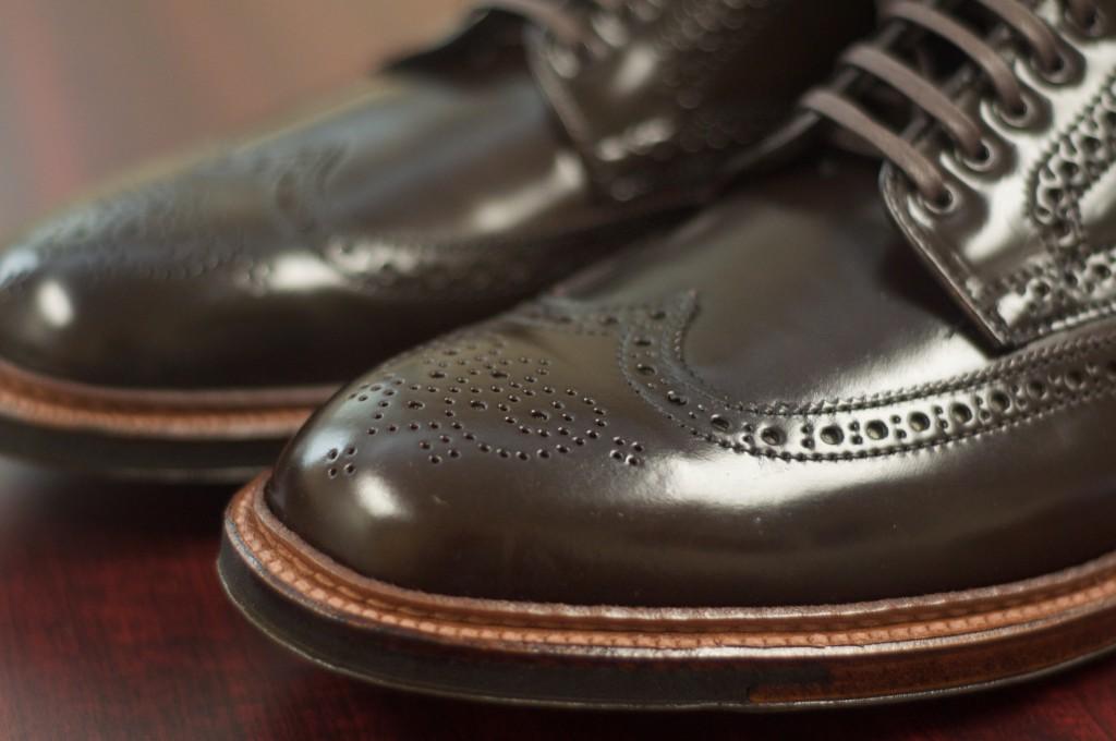 Alden Cigar WT Boots - 10