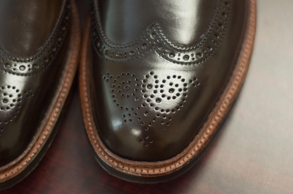 Alden Cigar WT Boots - 11