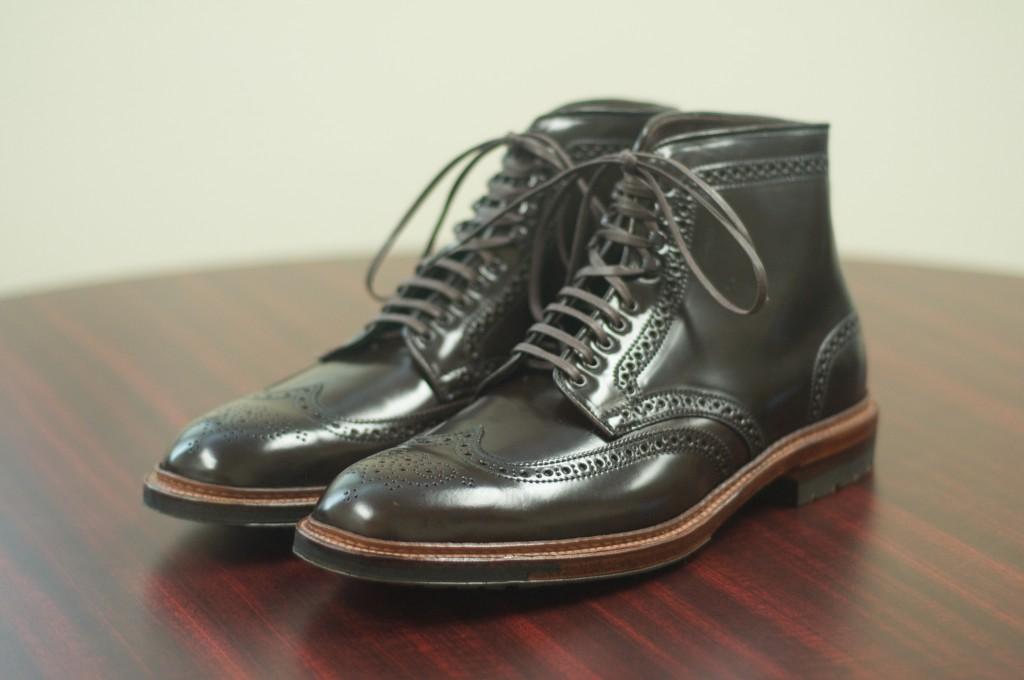 Alden Cigar WT Boots - 2