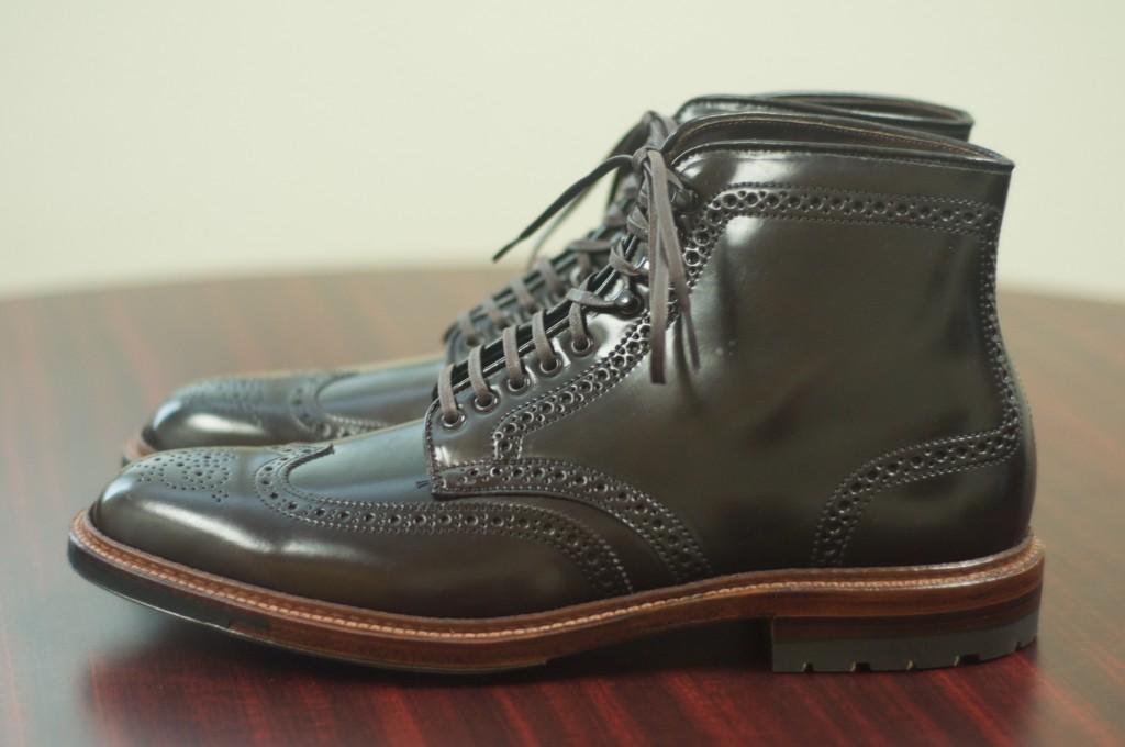 Alden Cigar WT Boots - 3