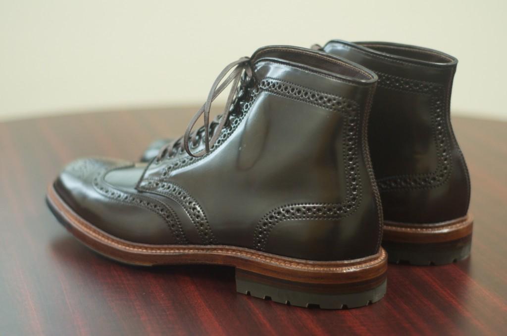 Alden Cigar WT Boots - 4