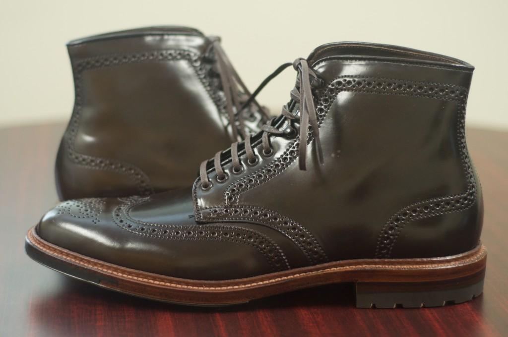 Alden Cigar WT Boots - 5