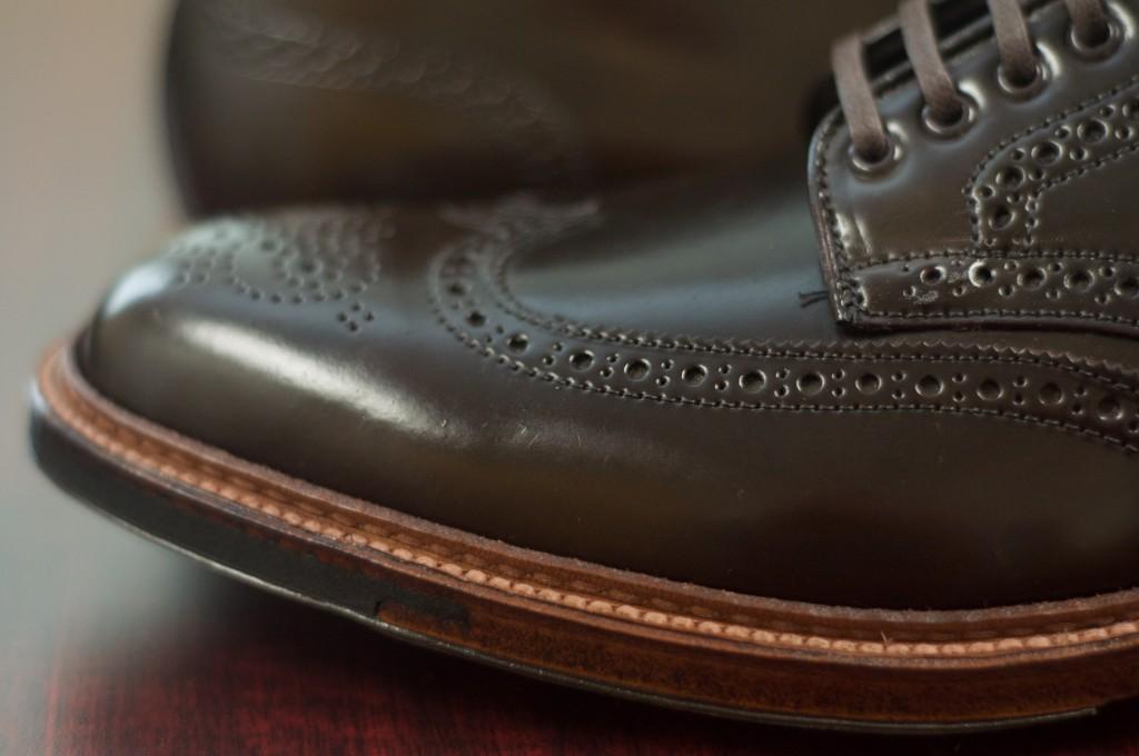 Alden Cigar WT Boots - 6
