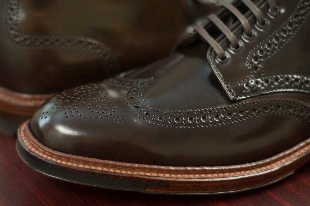 Alden Cigar WT Boots - 7