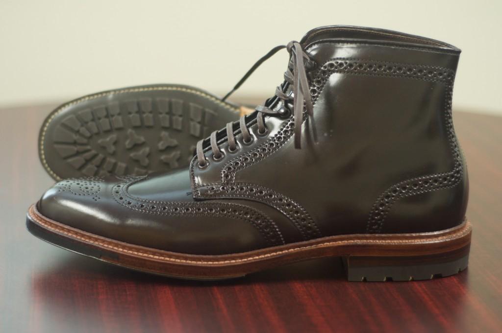 Alden Cigar WT Boots - 8