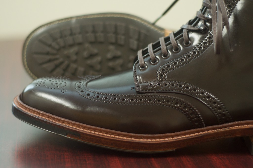 Alden Cigar WT Boots - 9