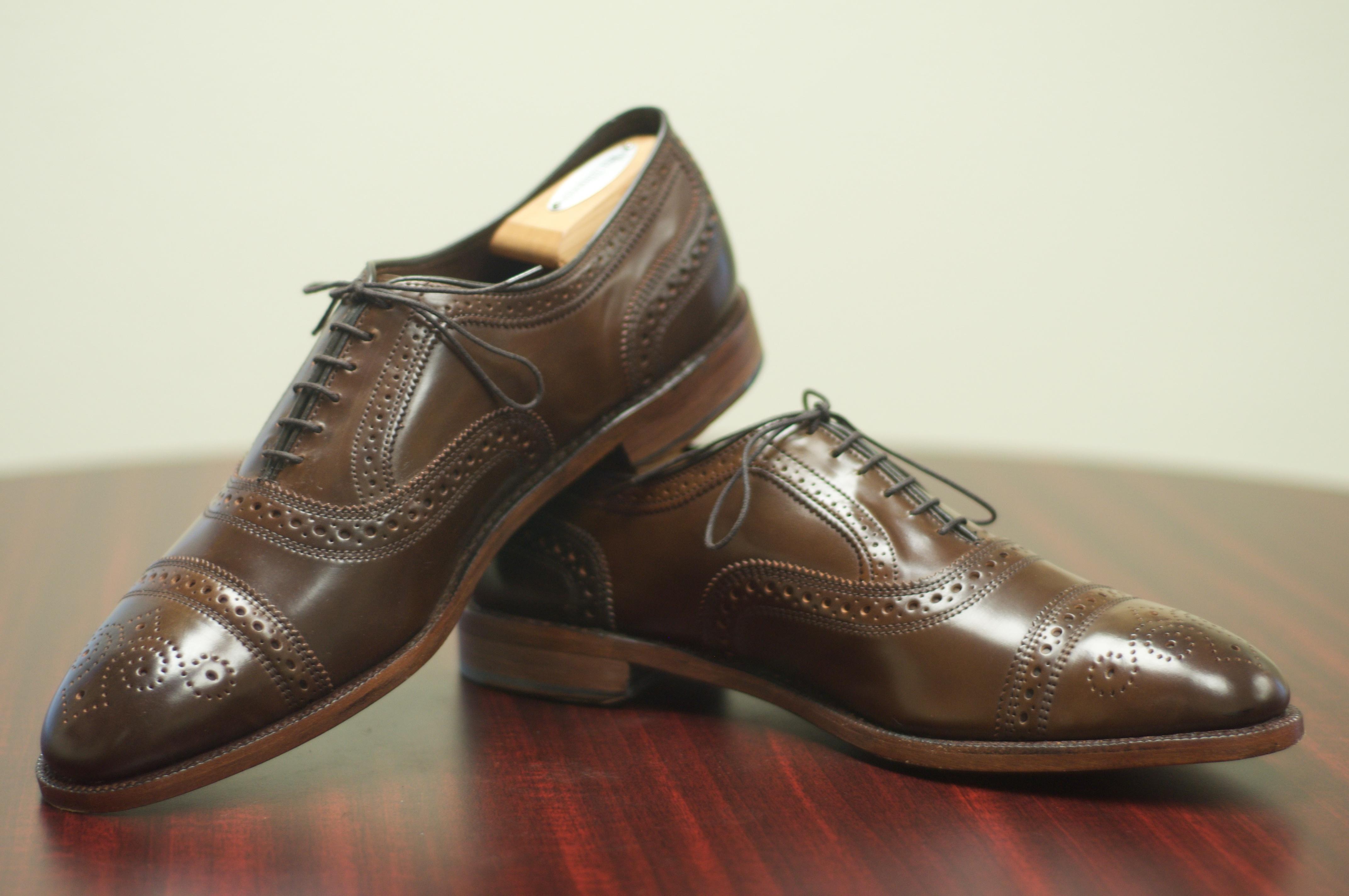 Used Allen Edmonds Shoes For Sale
